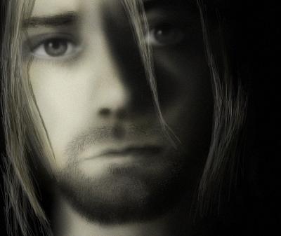 Kurt Cobain by ChibiNeo