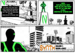 Synth - Volume 1, Page 1