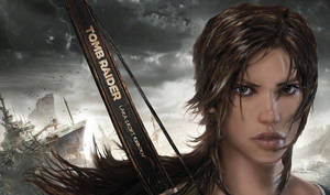 Tomb Raider 9 Lara Clean Face