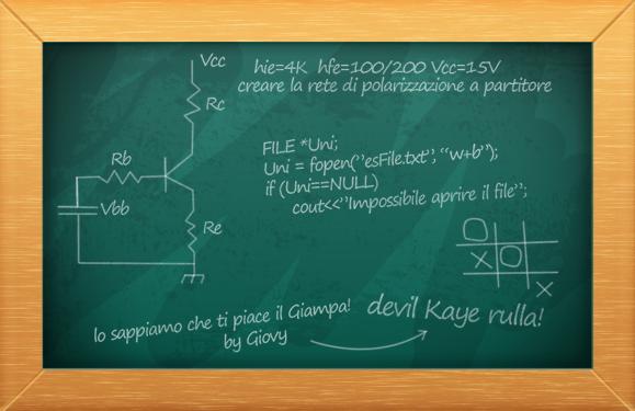 Blackboard id by DevilKaye