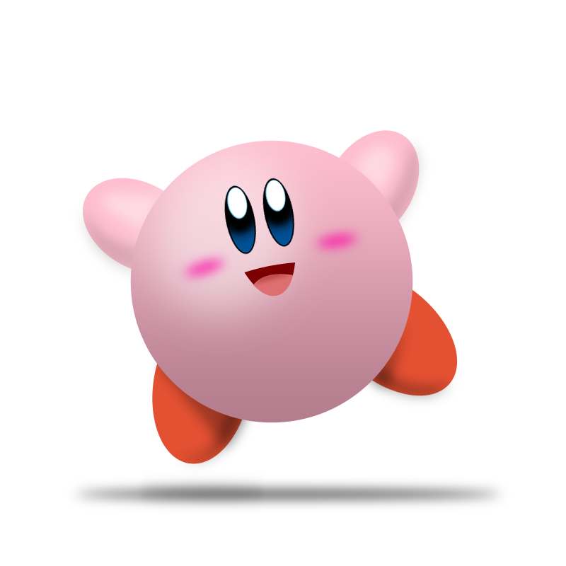 Kirby by DevilKaye