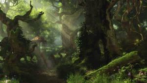 Sanctuary by Cean-Herzfield