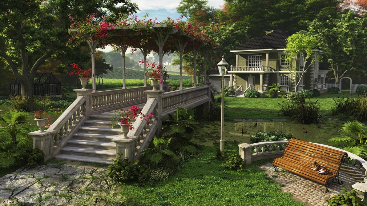 Riverview Estate by Cean-Herzfield