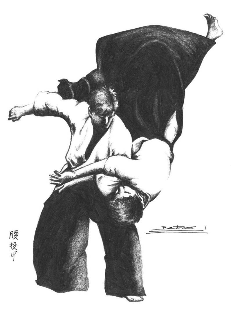 Aikido Technique by nbertran