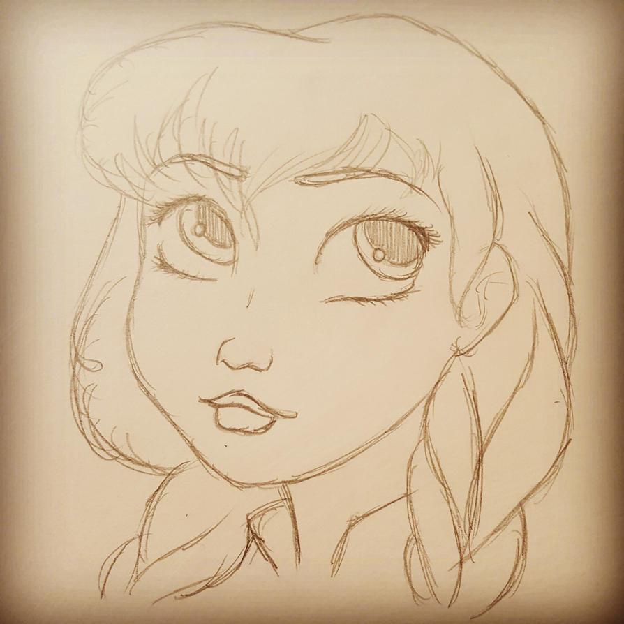 Random Sketch by STAR1518jb