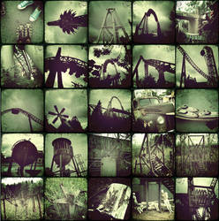 Thorpe Park by jerrycooke