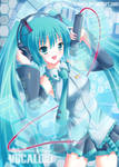 Vocaloid - Hatsune Miku