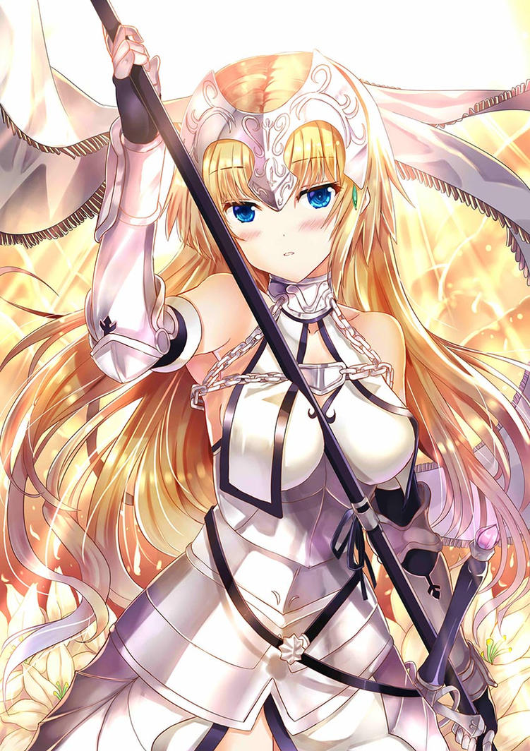 Jeanne d'Arc by xephonia
