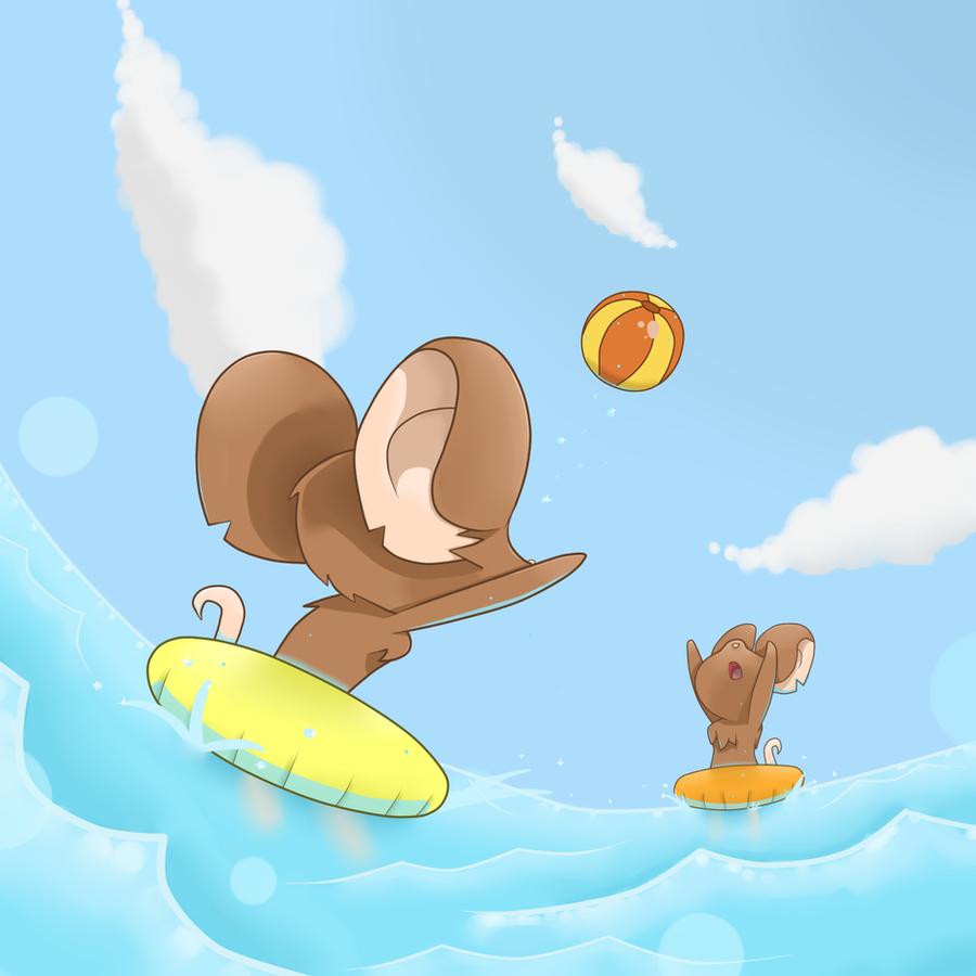 Fun in the Sea by DerpCat