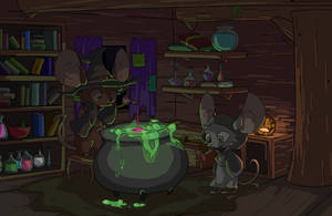 halloween by DerpCat