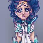 Sailor Mercury fanart