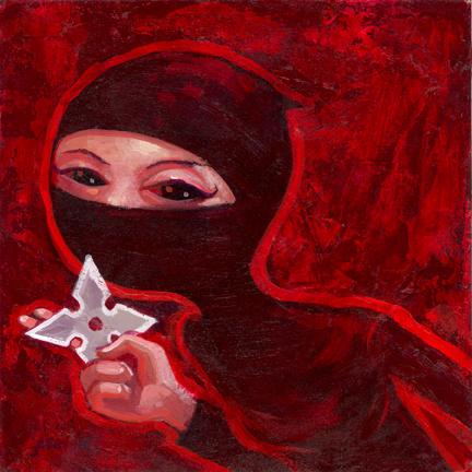 Ninja 2 by jasinski