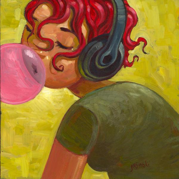 Bubblegum Pop by jasinski