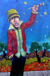 Ian Paints the Stars