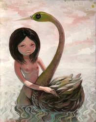 Swan Song by jasinski