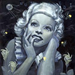 Moon Flowers - Jean Harlow
