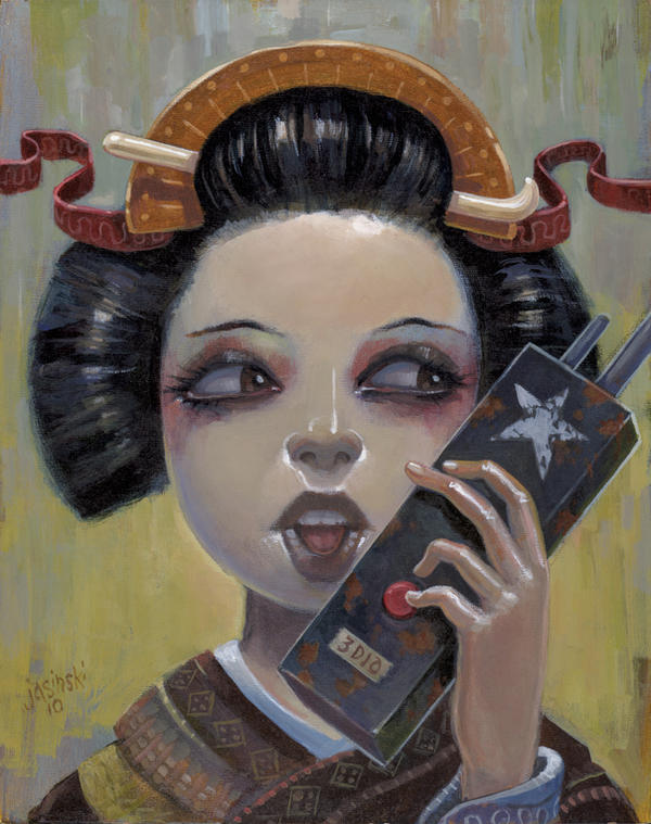 Traditional Frequency by jasinski