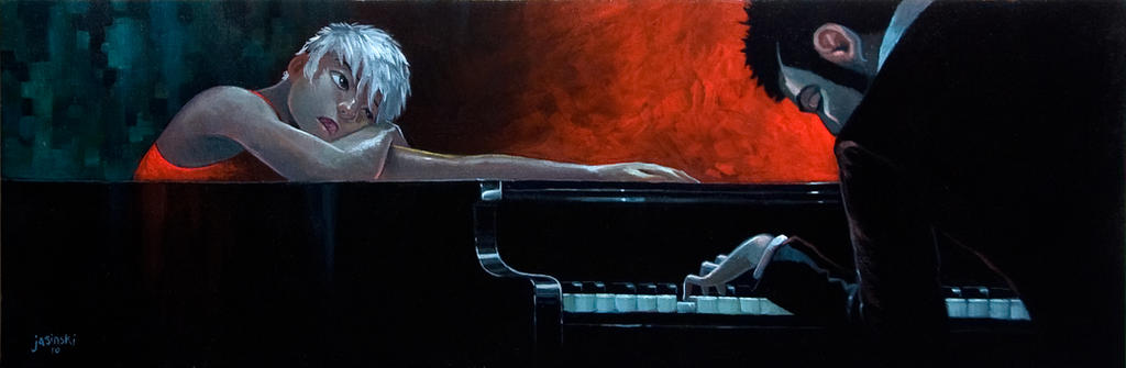 After Hours by jasinski
