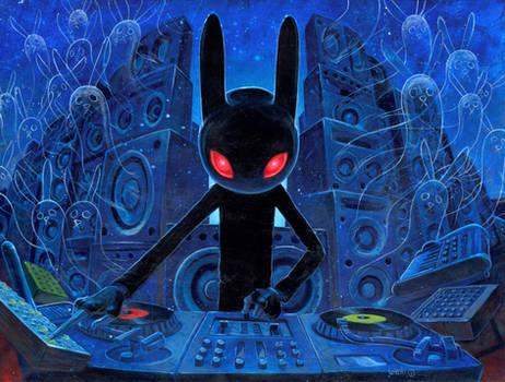DJ Black Rabbit