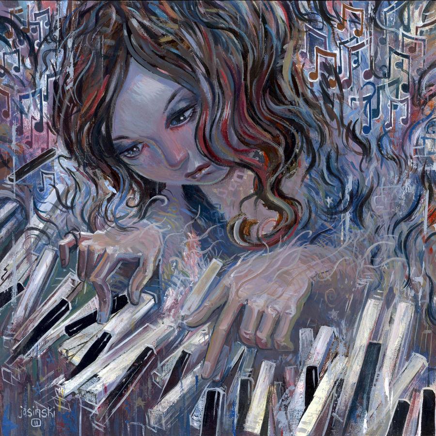 Stage Presence by jasinski