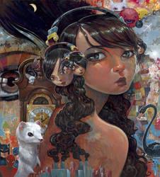 Eyes Like Infinity by jasinski
