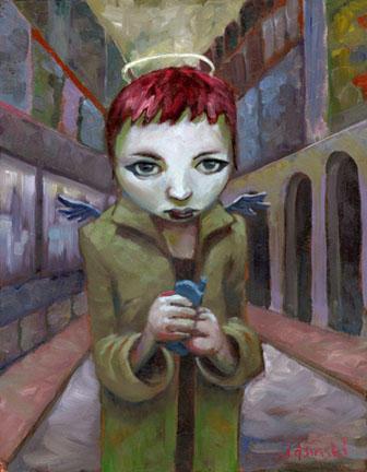Urban Angel 2 by jasinski