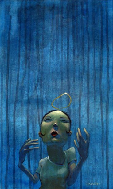 Blue Angel by jasinski
