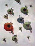 Migration of Frogs