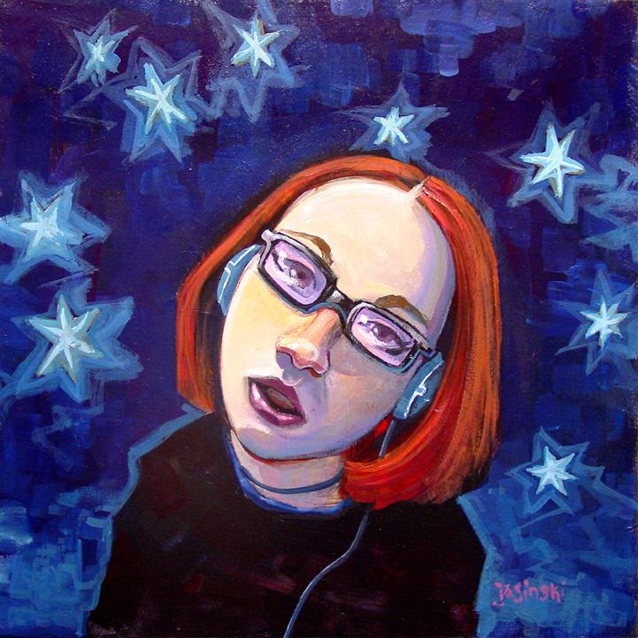 little star by jasinski