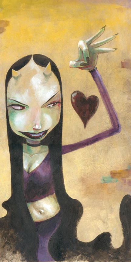 Darke Heart by jasinski