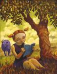 Reading Bull
