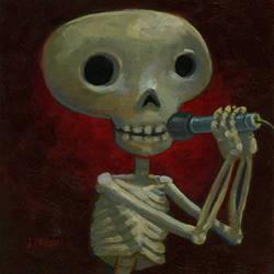 Solid Bones by jasinski