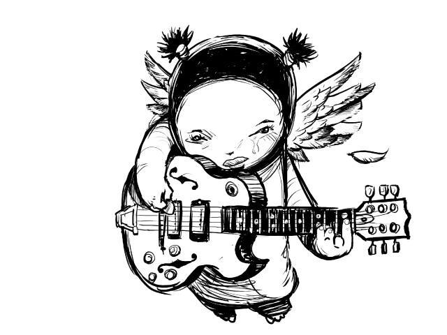 Gibson Girl by jasinski