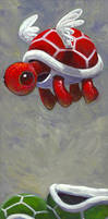 Survival of the Fittest by jasinski