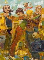 Love Rectangle by jasinski