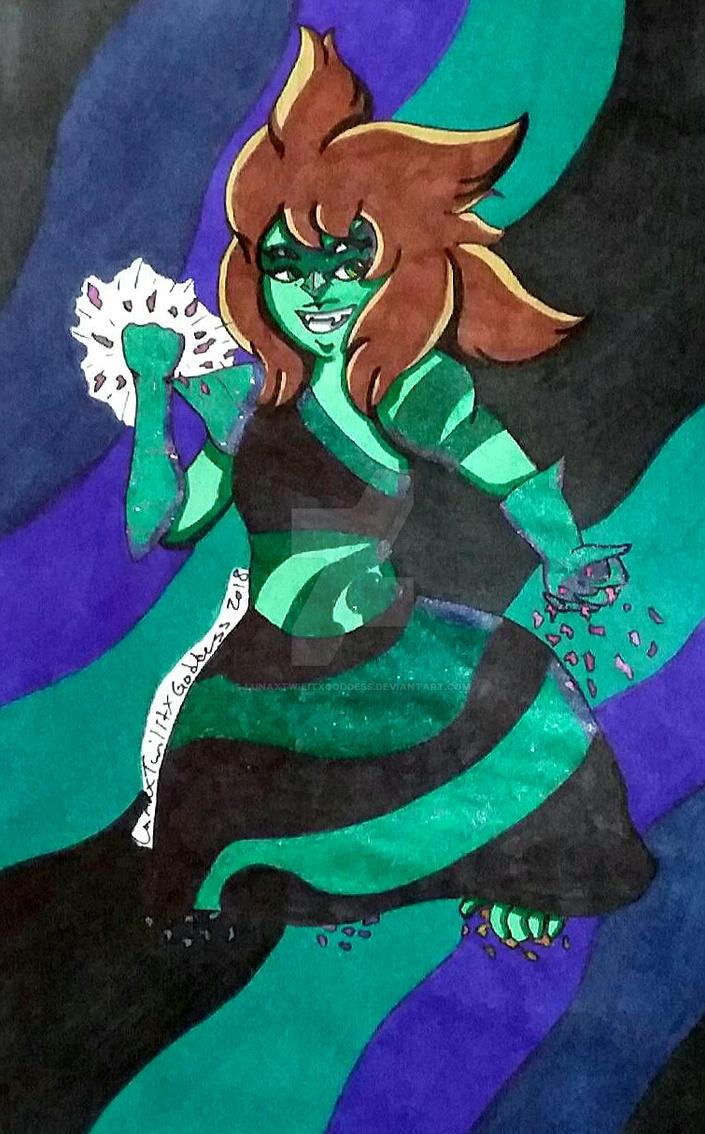Mala Diamond by LunaXTwilitXGoddess