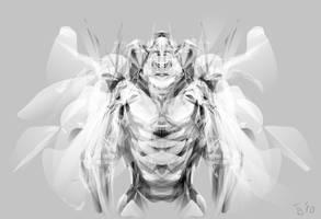 troll angel by tombru