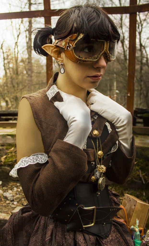 Steampunk elf part ii by lynxlinhh on deviantart - Steamgirl download ...