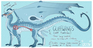 Cliffwings (LIMITED FANTRIBE [READ NOTE])