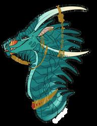 Queen Emerald (of the VenomWings)