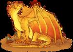 A Quite Sunny Dragon (REDRAW)