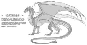Official CliffWing Reference Sheet