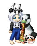 mi ling the panda master by deadf1