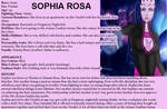 Sophia Rosa OC PROFILE