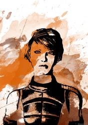 Kelly Chambers Watercolour