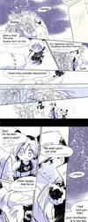 JJBA - 21 Jotaro and Little Jolyne's Tanabata by george-george