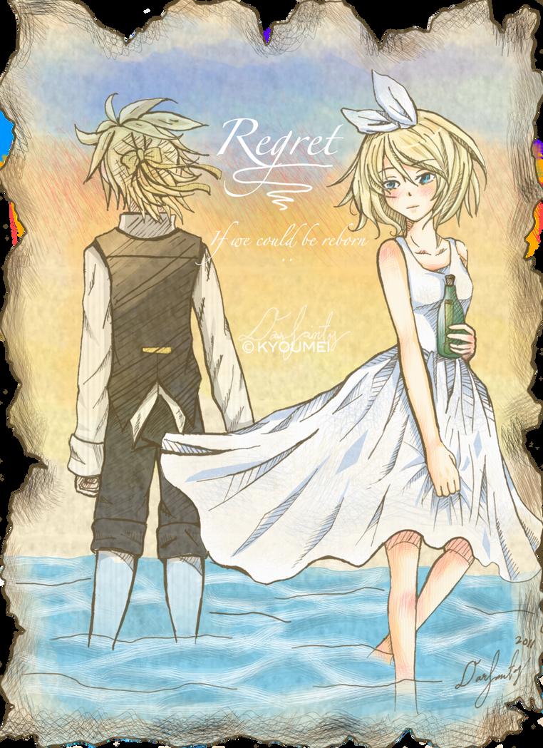 .Regret. by Kyoumei