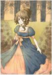 Elizabeth Bennet by Kyoumei