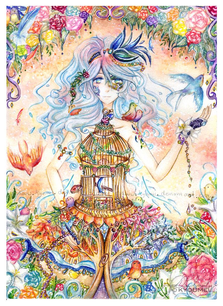 Nature's Beauty by Kyoumei on DeviantArt