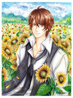 Be My Princess: Prince Glenn J. Casiraghi by Kyoumei